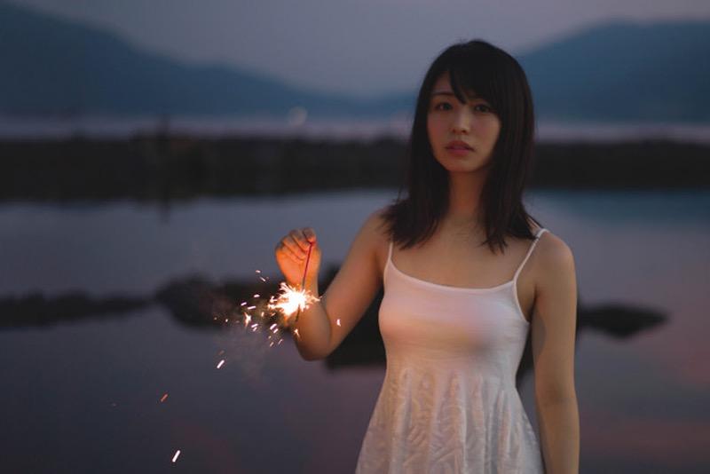 【長濱ねるグラビア画像】アイドルグループ欅坂46メンバーの美少女が魅せるビキニ姿! 34