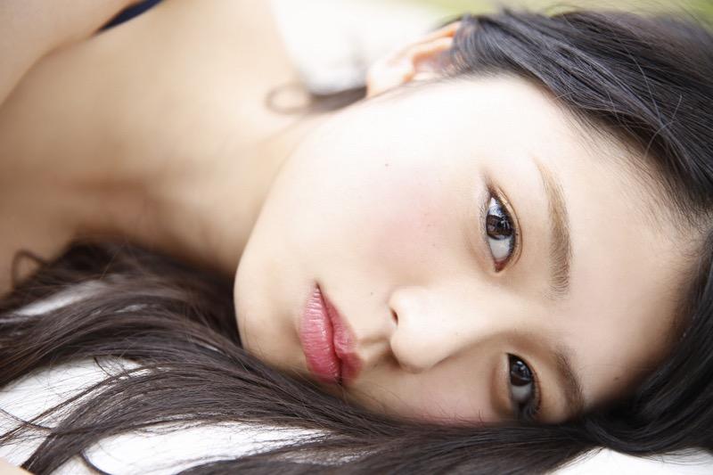 【長濱ねるグラビア画像】アイドルグループ欅坂46メンバーの美少女が魅せるビキニ姿! 38