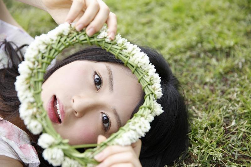 【長濱ねるグラビア画像】アイドルグループ欅坂46メンバーの美少女が魅せるビキニ姿! 40