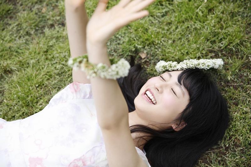 【長濱ねるグラビア画像】アイドルグループ欅坂46メンバーの美少女が魅せるビキニ姿! 43