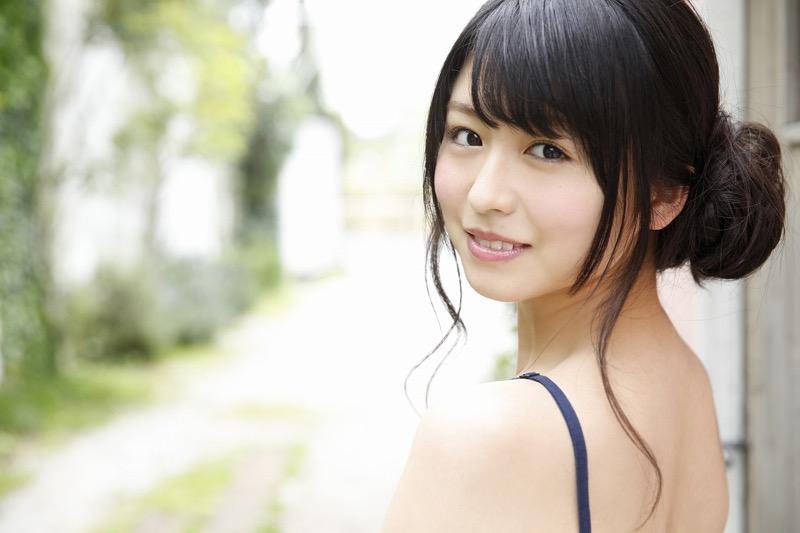 【長濱ねるグラビア画像】アイドルグループ欅坂46メンバーの美少女が魅せるビキニ姿! 44