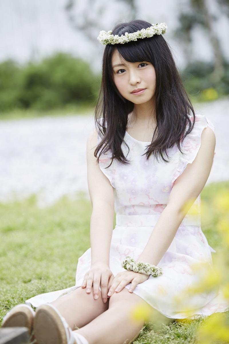 【長濱ねるグラビア画像】アイドルグループ欅坂46メンバーの美少女が魅せるビキニ姿! 49