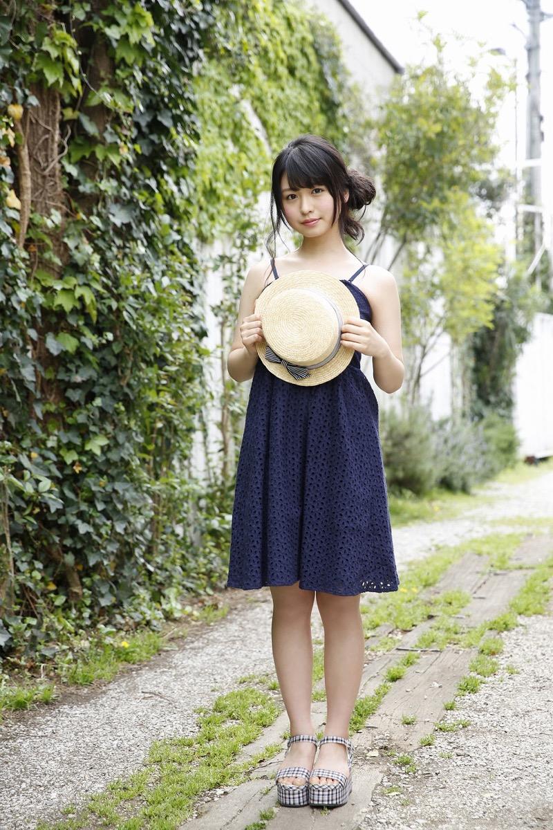 【長濱ねるグラビア画像】アイドルグループ欅坂46メンバーの美少女が魅せるビキニ姿! 51