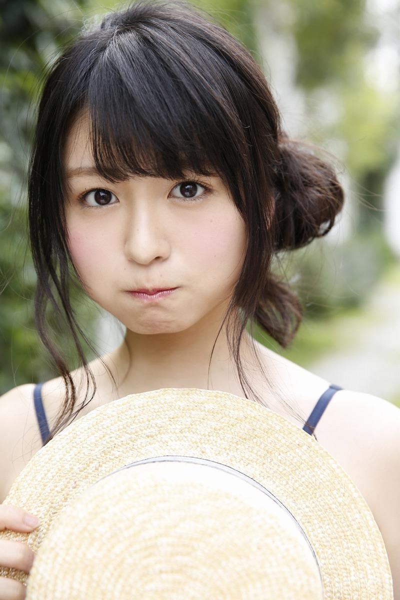 【長濱ねるグラビア画像】アイドルグループ欅坂46メンバーの美少女が魅せるビキニ姿! 52