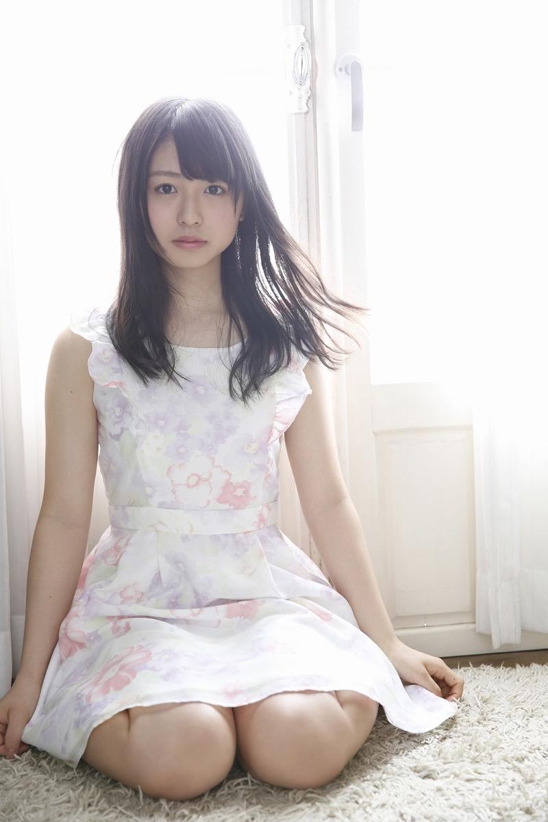 【長濱ねるグラビア画像】アイドルグループ欅坂46メンバーの美少女が魅せるビキニ姿! 58