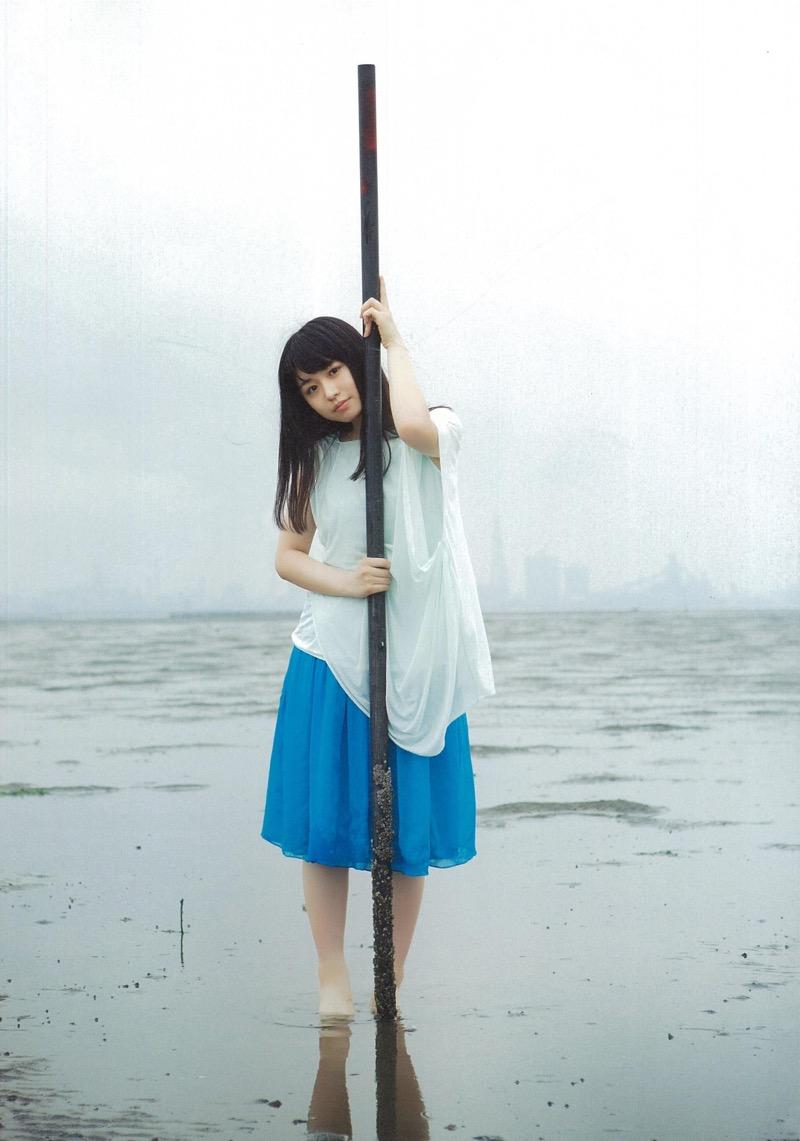 【長濱ねるグラビア画像】アイドルグループ欅坂46メンバーの美少女が魅せるビキニ姿! 64