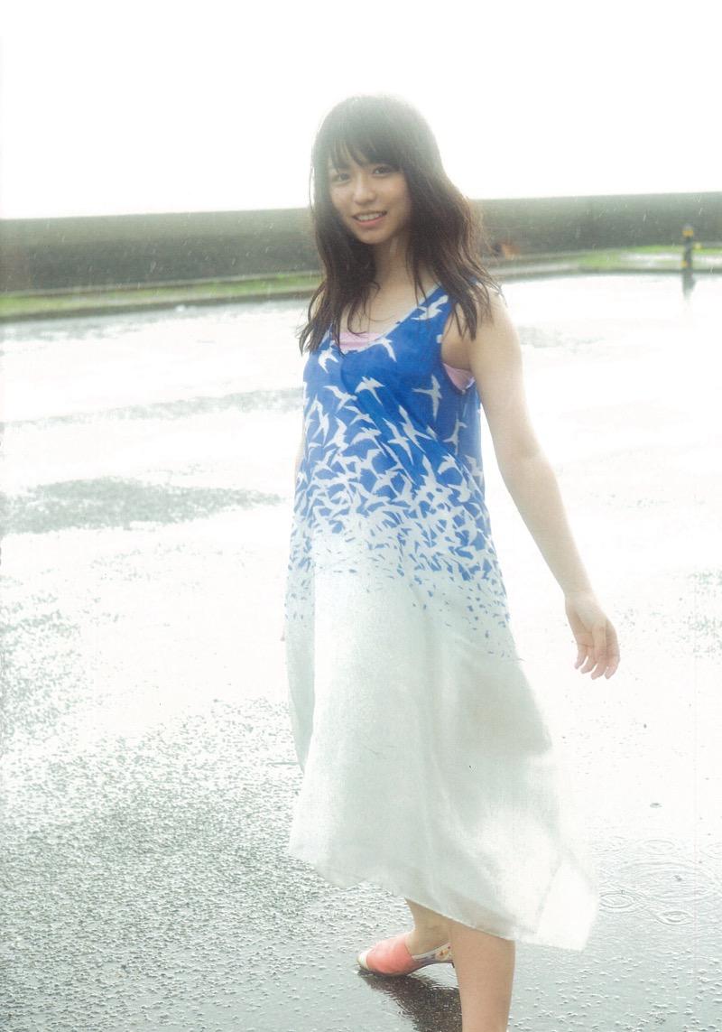 【長濱ねるグラビア画像】アイドルグループ欅坂46メンバーの美少女が魅せるビキニ姿! 65
