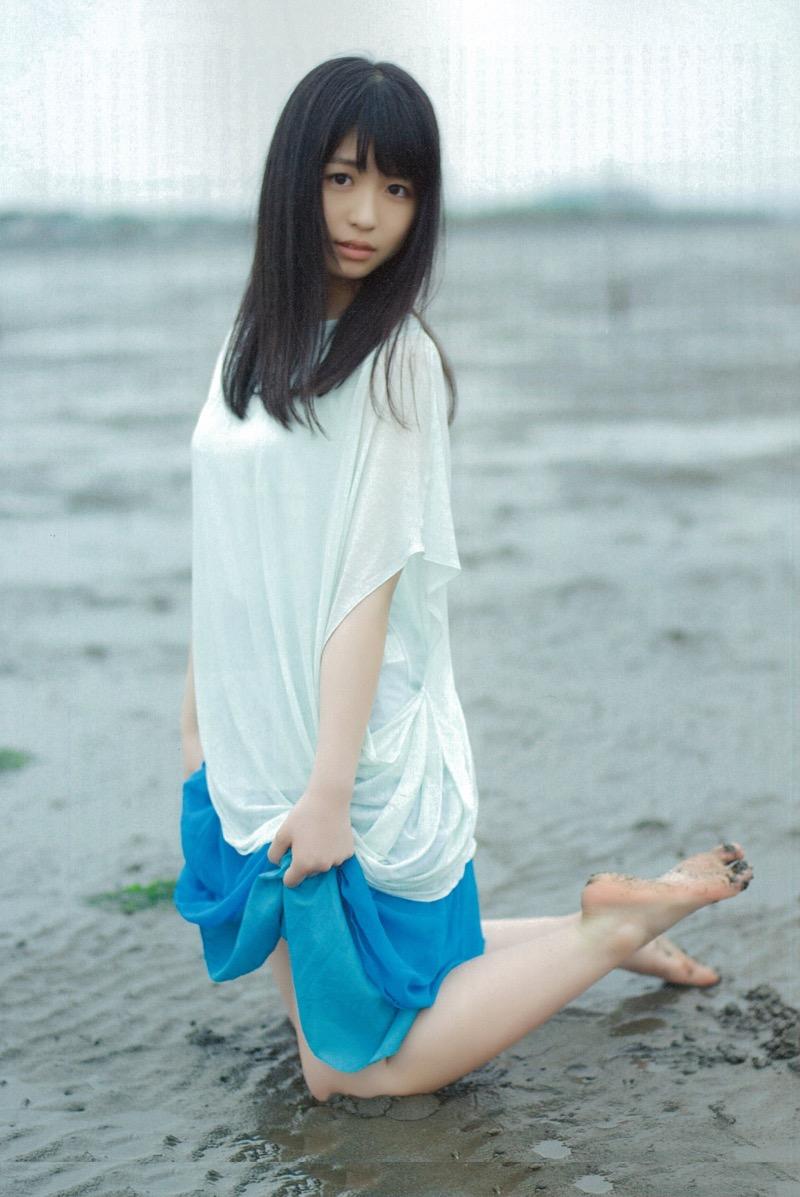 【長濱ねるグラビア画像】アイドルグループ欅坂46メンバーの美少女が魅せるビキニ姿! 66