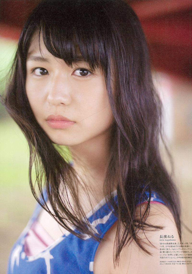 【長濱ねるグラビア画像】アイドルグループ欅坂46メンバーの美少女が魅せるビキニ姿! 68