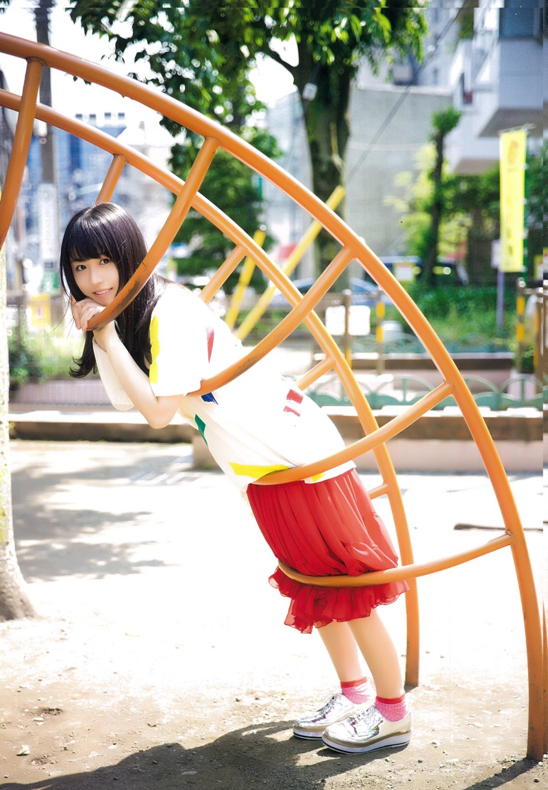 【長濱ねるグラビア画像】アイドルグループ欅坂46メンバーの美少女が魅せるビキニ姿! 71