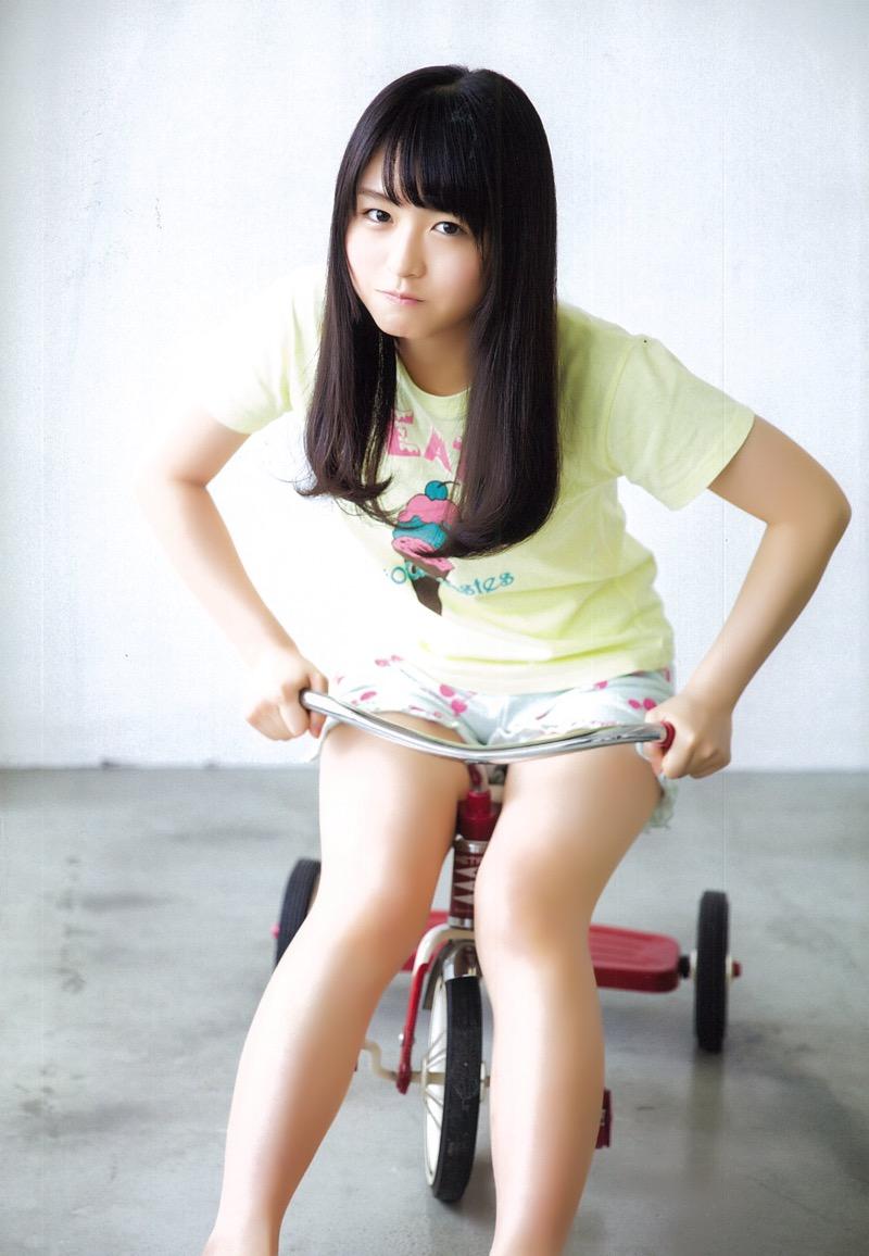 【長濱ねるグラビア画像】アイドルグループ欅坂46メンバーの美少女が魅せるビキニ姿! 74