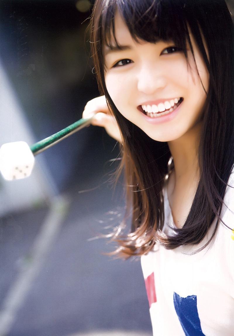 【長濱ねるグラビア画像】アイドルグループ欅坂46メンバーの美少女が魅せるビキニ姿! 75
