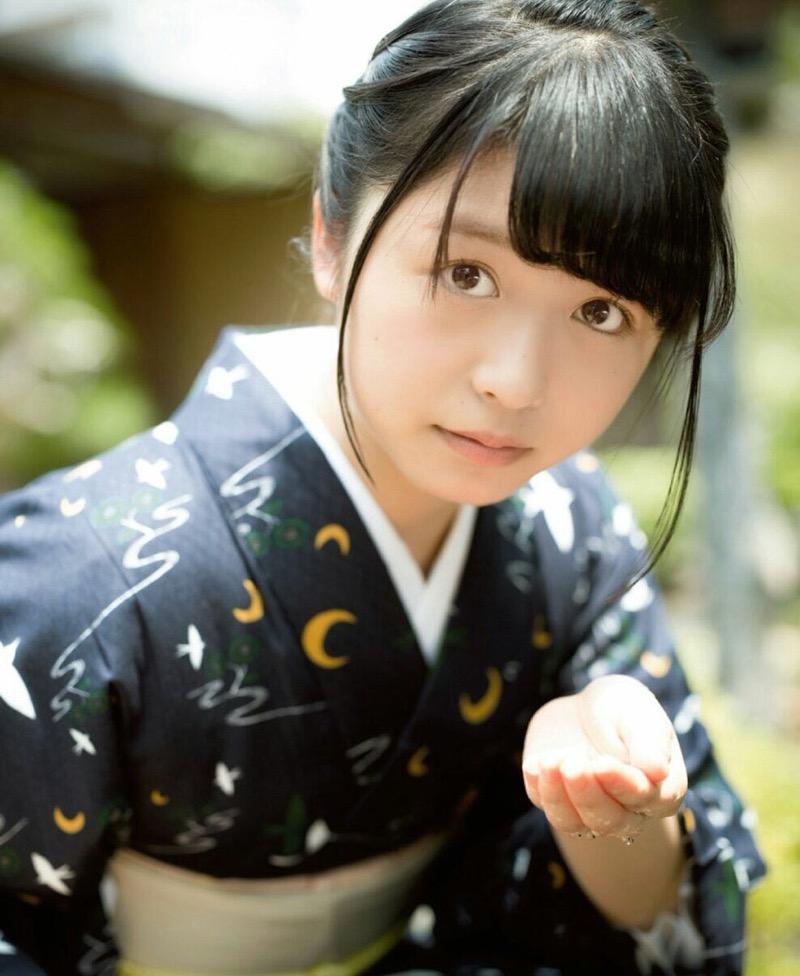【長濱ねるグラビア画像】アイドルグループ欅坂46メンバーの美少女が魅せるビキニ姿! 79