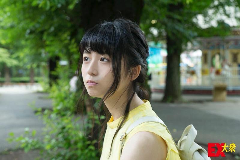 【長濱ねるグラビア画像】アイドルグループ欅坂46メンバーの美少女が魅せるビキニ姿! 81