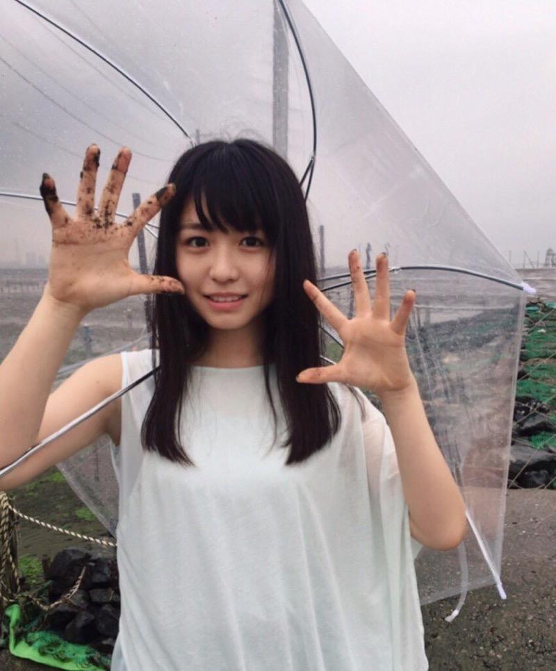 【長濱ねるグラビア画像】アイドルグループ欅坂46メンバーの美少女が魅せるビキニ姿! 84