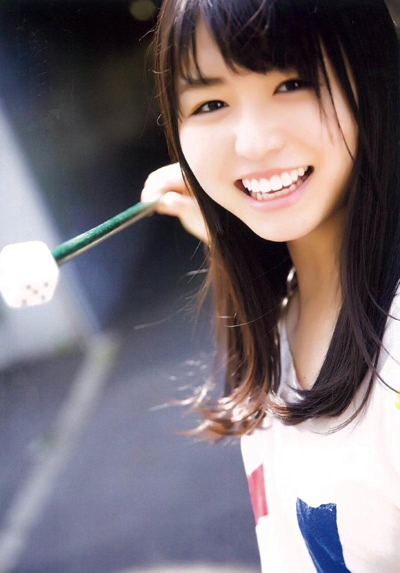 【長濱ねるグラビア画像】アイドルグループ欅坂46メンバーの美少女が魅せるビキニ姿! 86