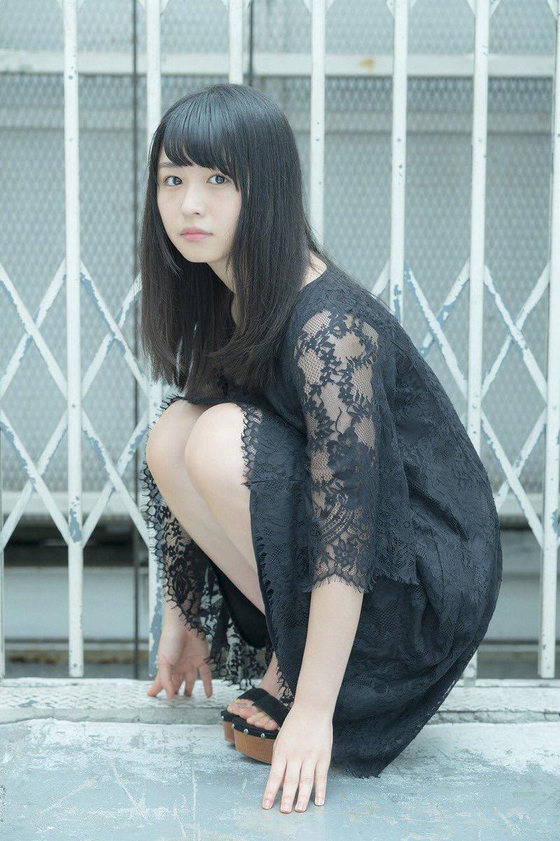【長濱ねるグラビア画像】アイドルグループ欅坂46メンバーの美少女が魅せるビキニ姿! 87