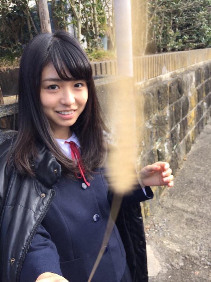 【長濱ねるグラビア画像】アイドルグループ欅坂46メンバーの美少女が魅せるビキニ姿! 88