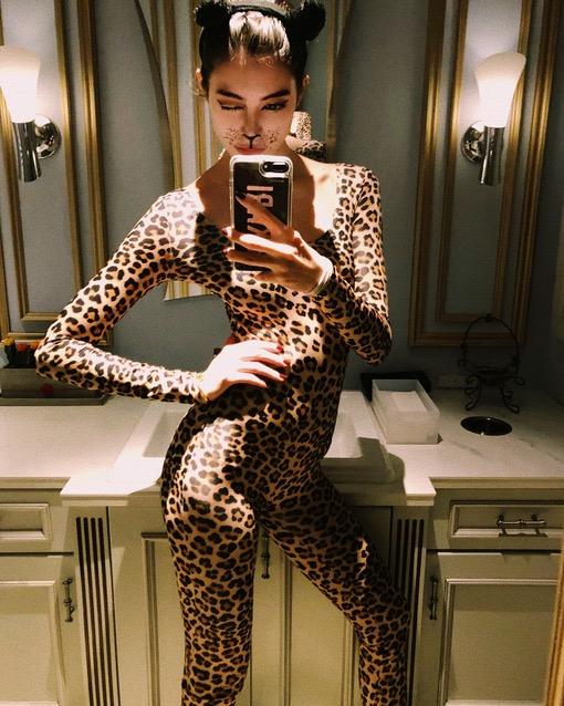 【森星キャプ画像】175cmの長身ボディが美しいファッションモデルのTVCM画像 34