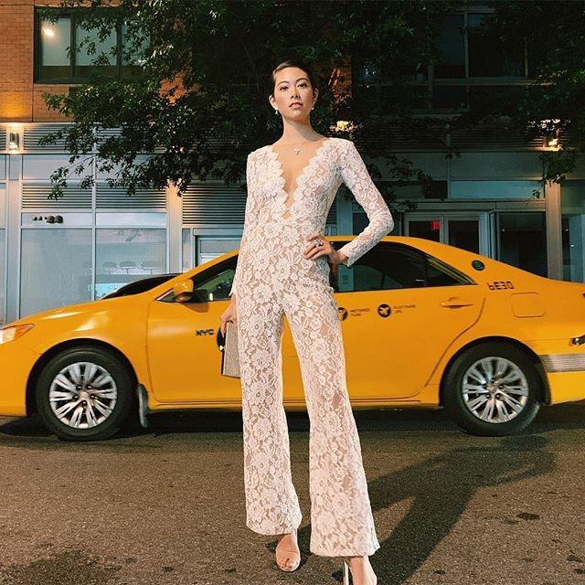 【森星キャプ画像】175cmの長身ボディが美しいファッションモデルのTVCM画像 64