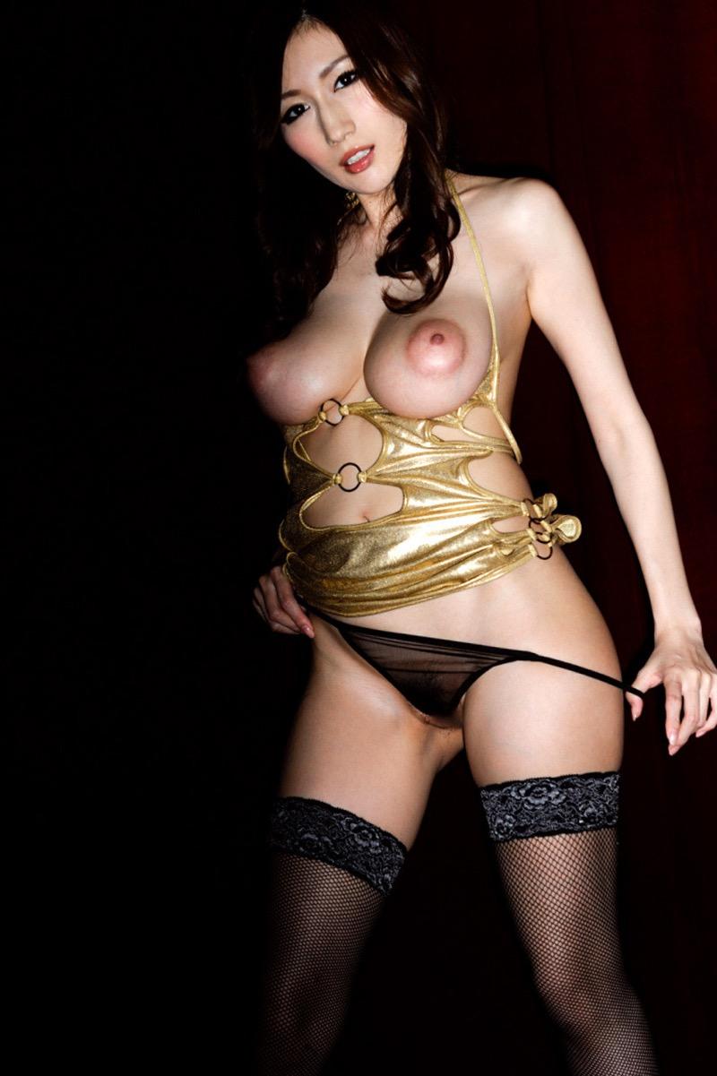 【JULIAグラビア画像】色白Jカップ美爆乳がめちゃシコな美人AV女優のヘアヌード! 47