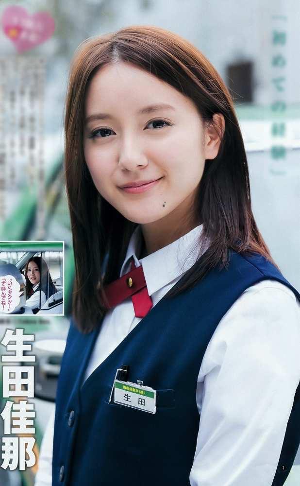 【生田佳那エロ画像】美しすぎるタクシードライバーとして注目されているグラビアアイドル 28