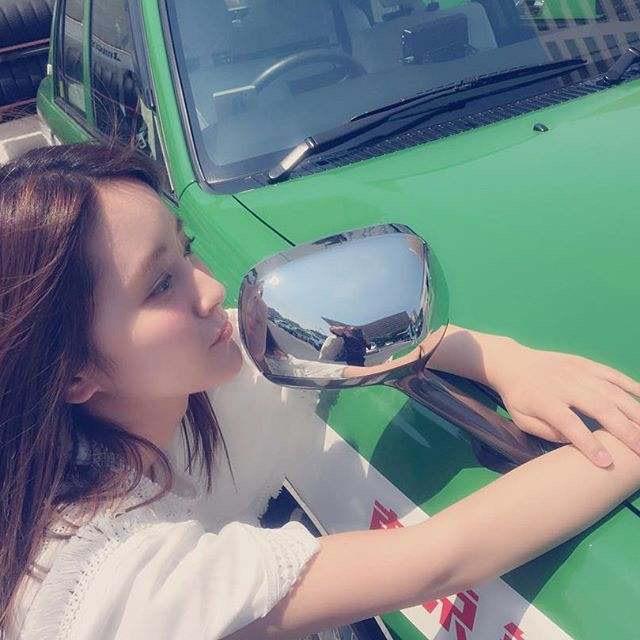 【生田佳那エロ画像】美しすぎるタクシードライバーとして注目されているグラビアアイドル 69