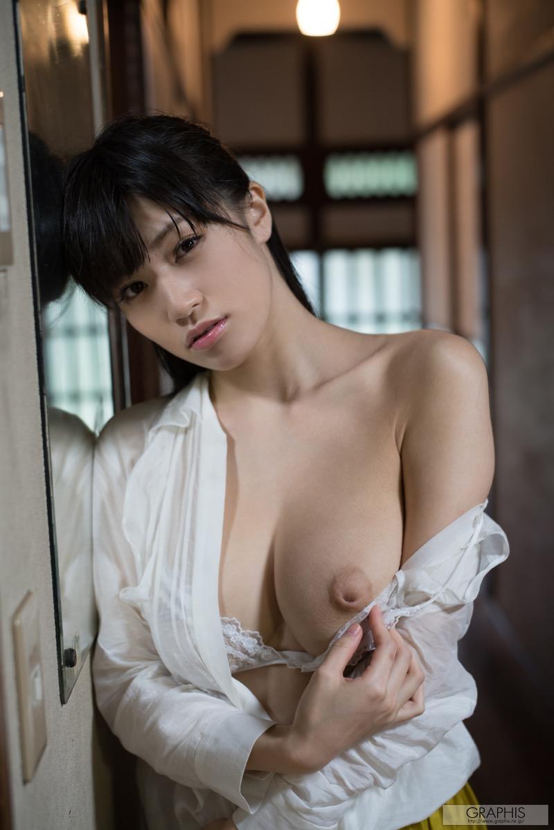 【高橋しょう子グラビア画像】グラビアアイドルから転身したGカップ神乳AV女優! 44