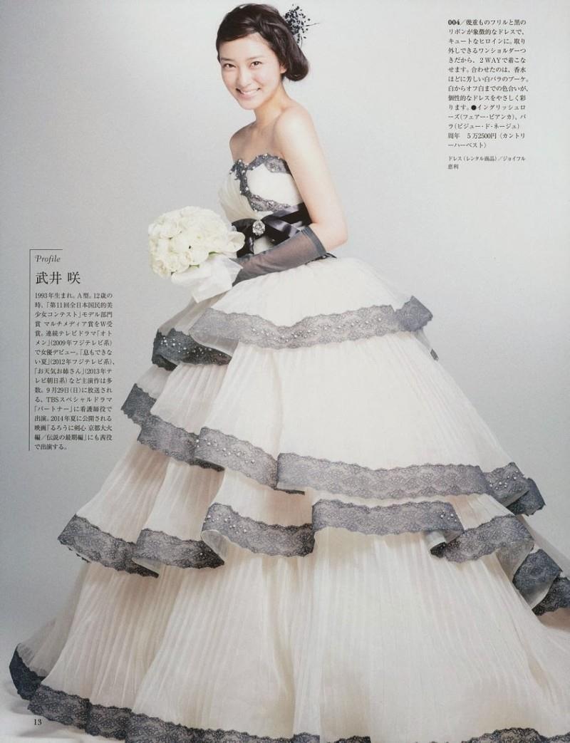 【武井咲グラビア画像】一児の母とは思えない可愛くてセクシーな一面も魅せるファッションモデル 60