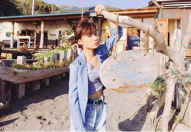 【武田あやなエロ画像】フィリピンハーフのスレンダー美女が魅せるセクシー水着グラビア 05