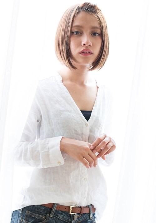 【武田あやなエロ画像】フィリピンハーフのスレンダー美女が魅せるセクシー水着グラビア 29
