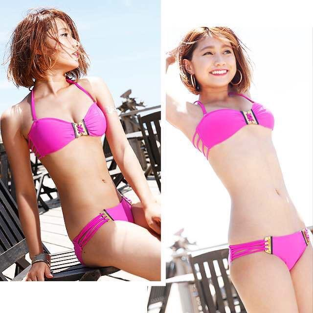 【武田あやなエロ画像】フィリピンハーフのスレンダー美女が魅せるセクシー水着グラビア 64