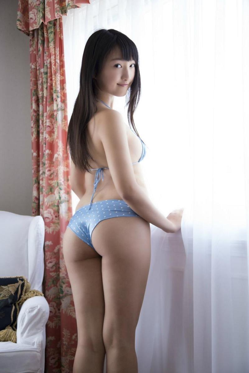 【田中菜々グラビア画像】童顔巨乳のアンバランスボディがエロくて萌えるグラビアアイドル 74