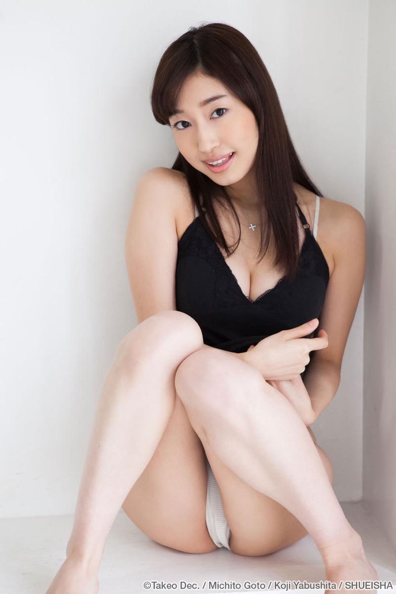 【寺田御子グラビア画像】グラドルに負けないスタイル抜群な美巨乳ボディがエロい! 44
