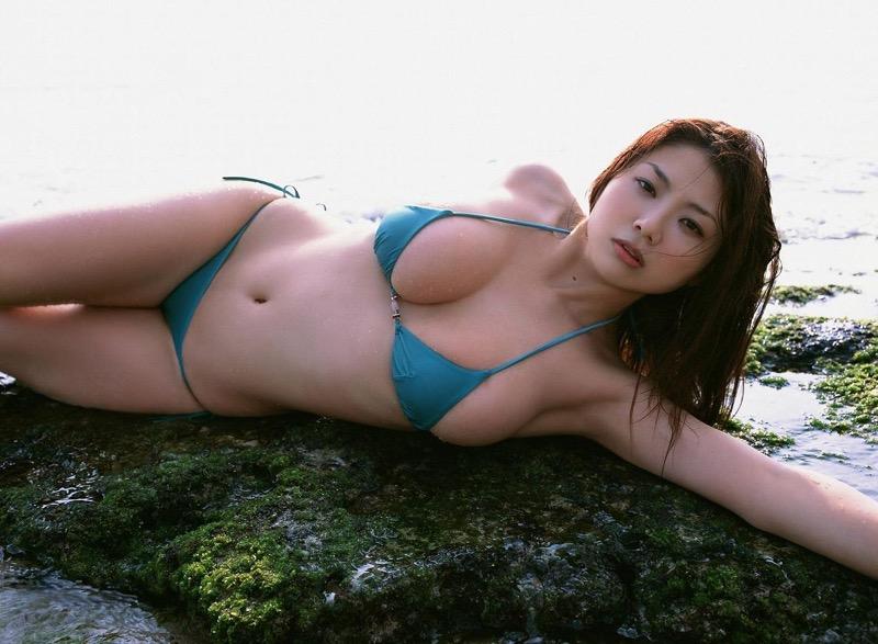 【相澤仁美グラビア画像】Iカップ爆乳で人気だったものの干されてしまったグラビアアイドル 10