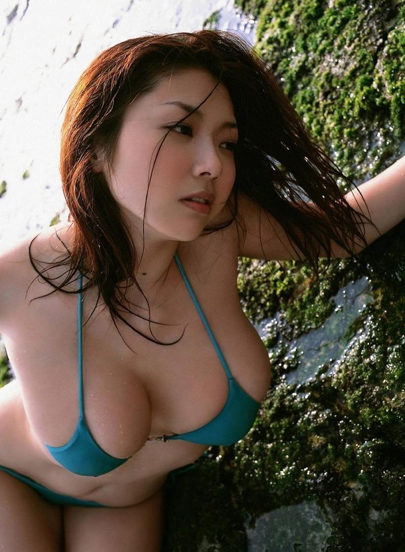 【相澤仁美グラビア画像】Iカップ爆乳で人気だったものの干されてしまったグラビアアイドル 48