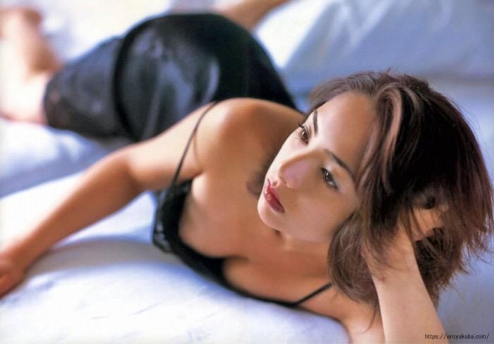 【櫻井淳子お宝画像】ベテラン女優の若い頃の可愛い水着姿やセクシーヌード画像