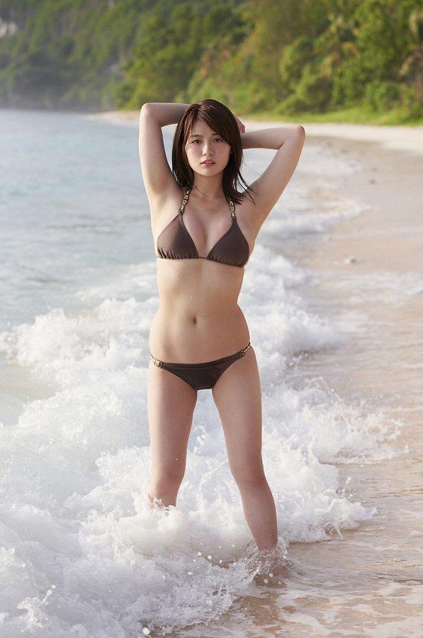 【井口綾子グラビア画像】ミス青山2017準グランプリで炎上してしまったグラビアアイドル 23