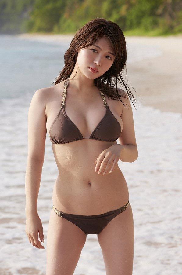【井口綾子グラビア画像】ミス青山2017準グランプリで炎上してしまったグラビアアイドル 25