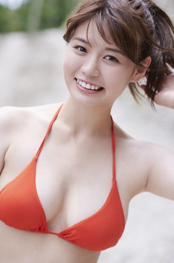 【井口綾子グラビア画像】ミス青山2017準グランプリで炎上してしまったグラビアアイドル 36