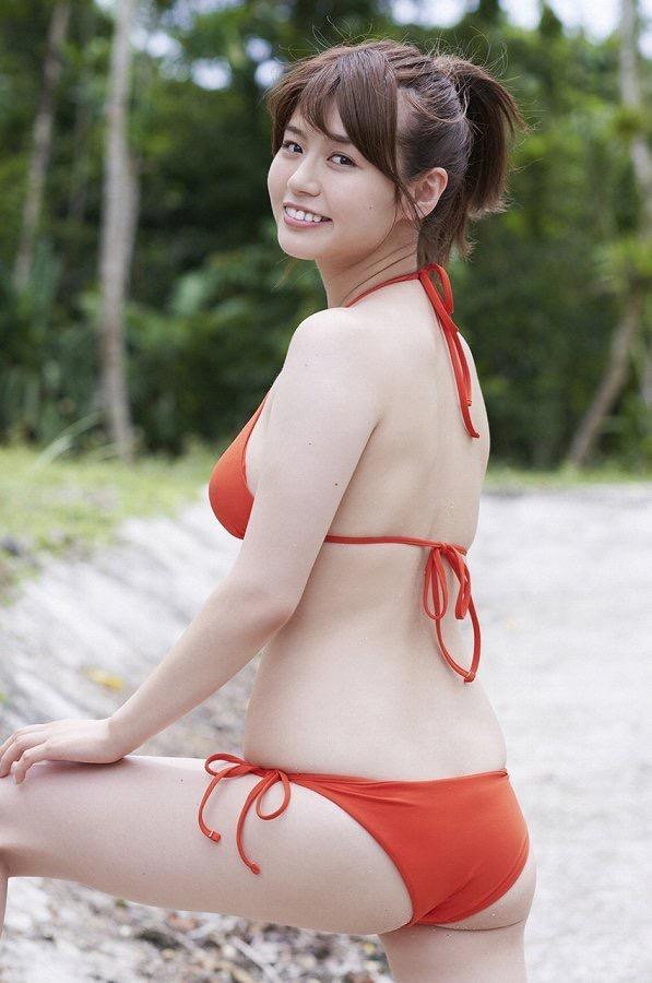 【井口綾子グラビア画像】ミス青山2017準グランプリで炎上してしまったグラビアアイドル 37