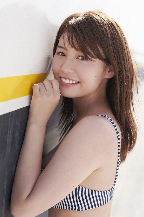 【井口綾子グラビア画像】ミス青山2017準グランプリで炎上してしまったグラビアアイドル 54