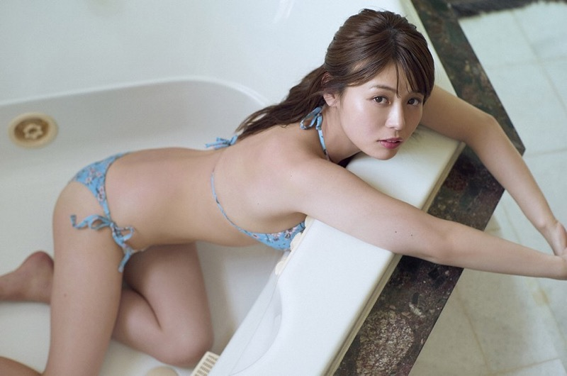 【井口綾子グラビア画像】ミス青山2017準グランプリで炎上してしまったグラビアアイドル 63