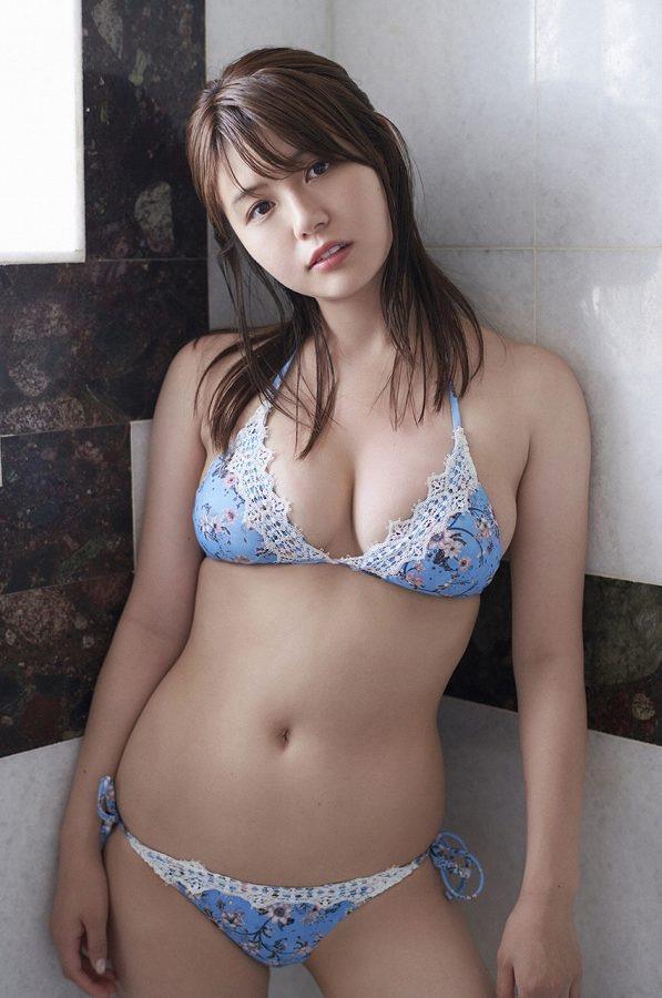 【井口綾子グラビア画像】ミス青山2017準グランプリで炎上してしまったグラビアアイドル 64