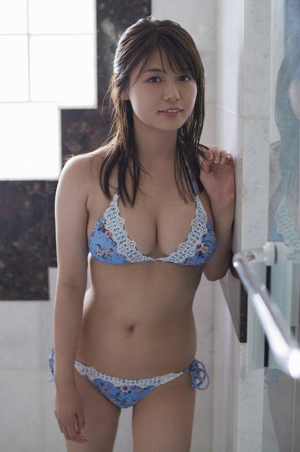 【井口綾子グラビア画像】ミス青山2017準グランプリで炎上してしまったグラビアアイドル 65