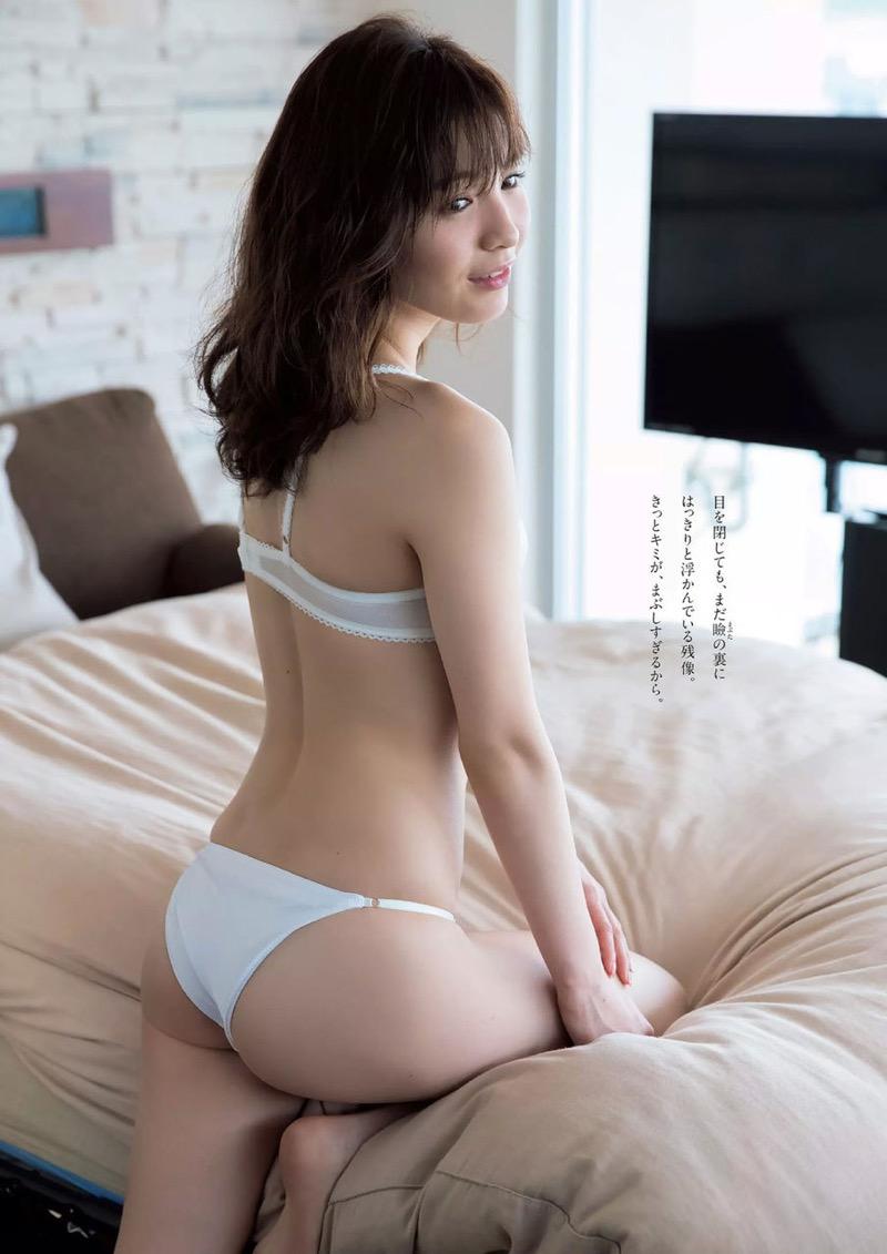 【ほのかグラビア画像】綺麗でしなやかなスレンダーBカップボディがソソるグラビアモデル 52