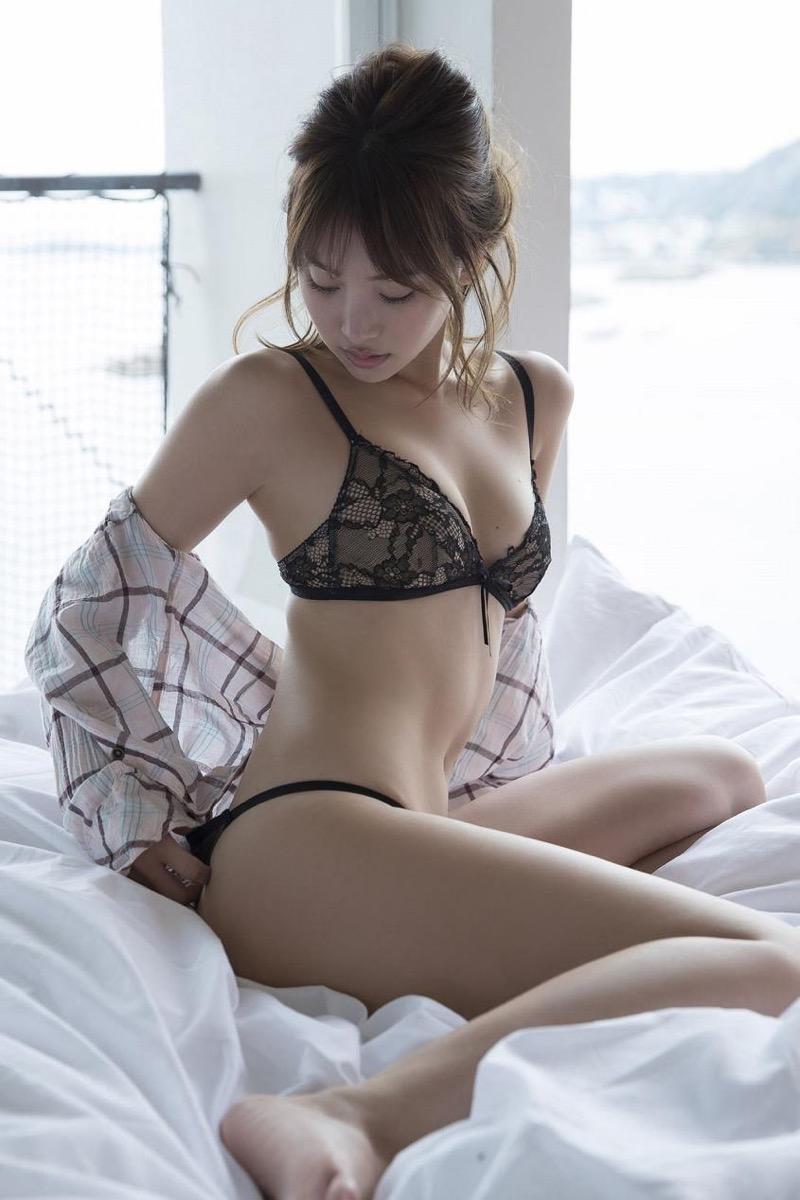 【永尾まりやグラビア画像】元AKB48アイドルが魅せるビキニやランジェリー姿のセクシーショット! 30