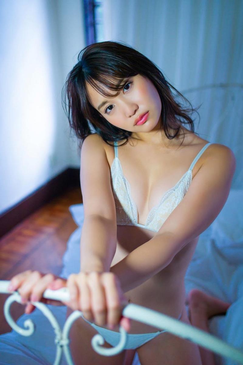 【永尾まりやグラビア画像】元AKB48アイドルが魅せるビキニやランジェリー姿のセクシーショット! 37