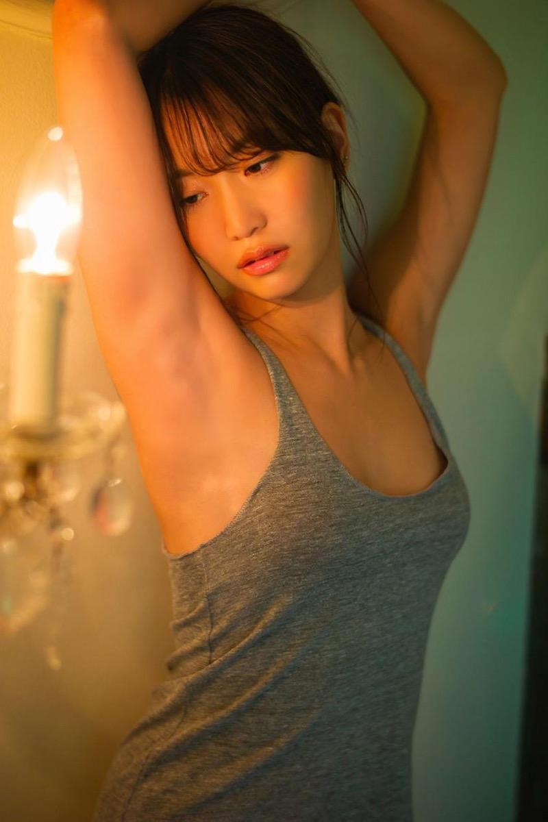 【永尾まりやグラビア画像】元AKB48アイドルが魅せるビキニやランジェリー姿のセクシーショット! 42