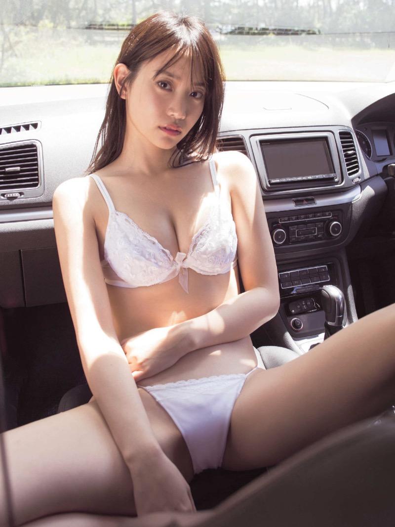 【永尾まりやグラビア画像】元AKB48アイドルが魅せるビキニやランジェリー姿のセクシーショット! 73